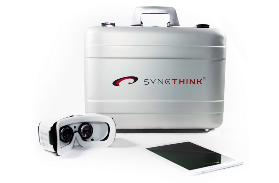 EYE-SYNC CREATOR SYNCTHINK PARTNERS WITH KANSAS CITY-BASED CONCUSSION CLINIC